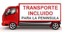 Transporte Incluido en Cobreylaton