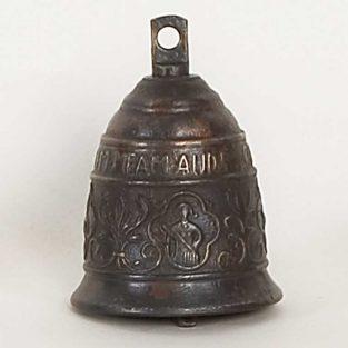 Campana Convento Roma, fabricada en Bronce