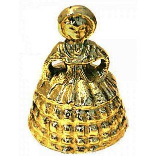 Campana de Dama, fabricada en Bronce