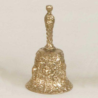 Campana de Mariposas, fabricada en Bronce