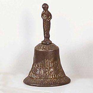 Campana de Monjes, fabricada en Bronce