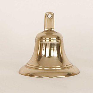 Campana de Paletilla abierta, fabricada en Bronce