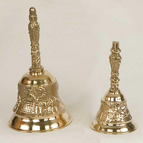 Campanas de Quijote, fabricadas en Bronce